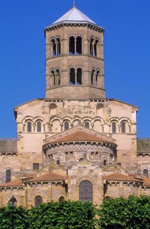 L'abbatiale Saint-Austremoine d'Issoire