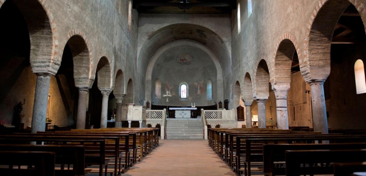 L'abside è un potente evidenziatore