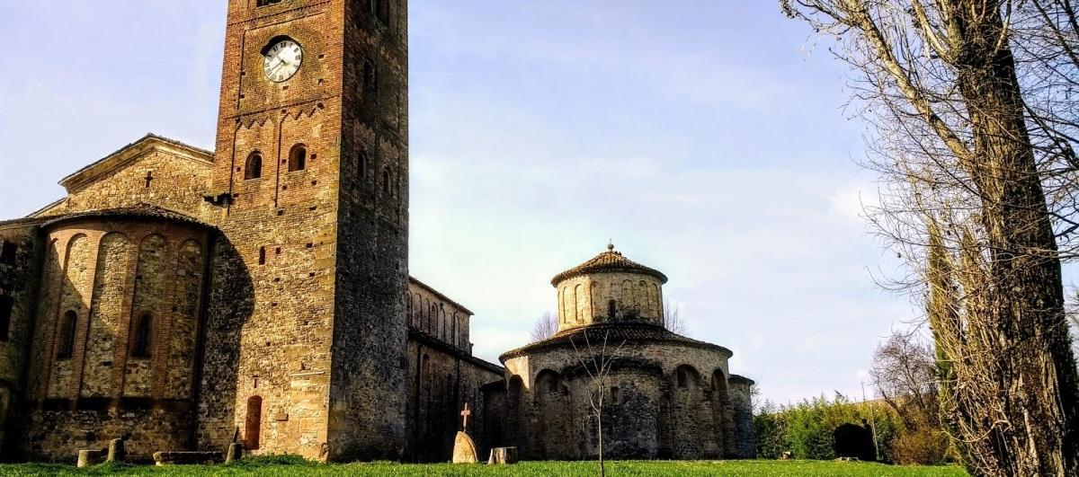 Grandi chiese isolate, segni dell'ansia