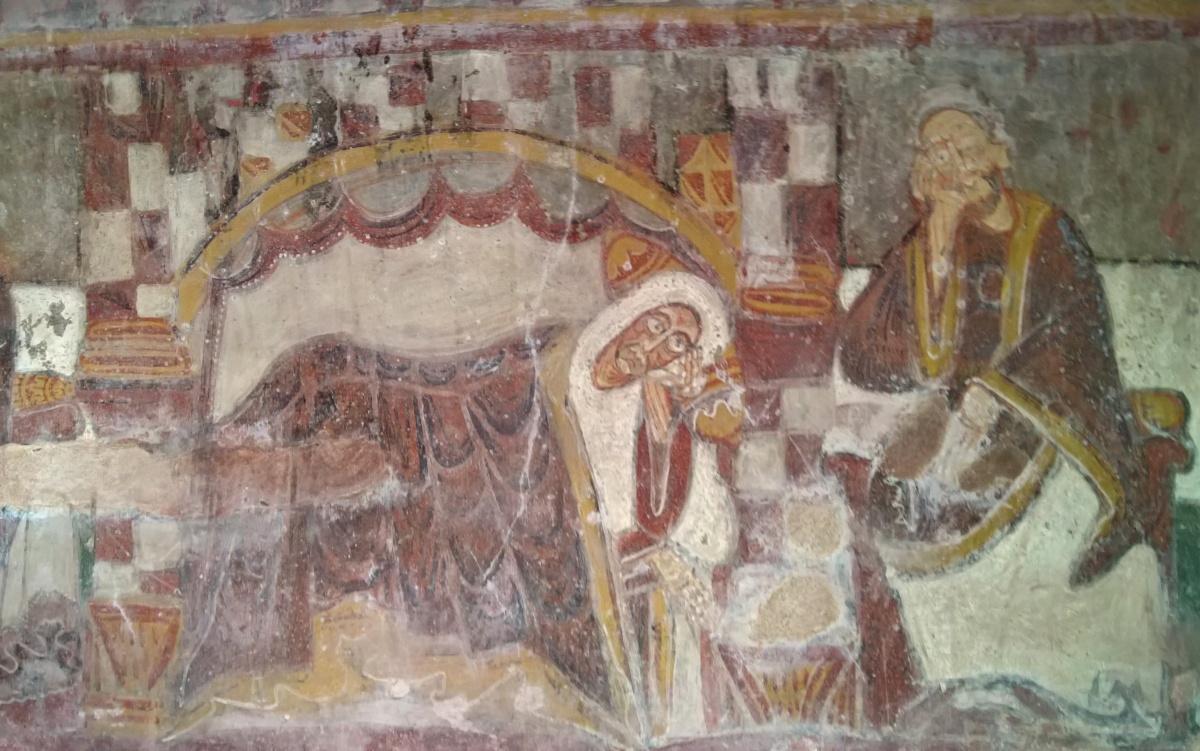 Natività: un tesoro nascosto e indifeso