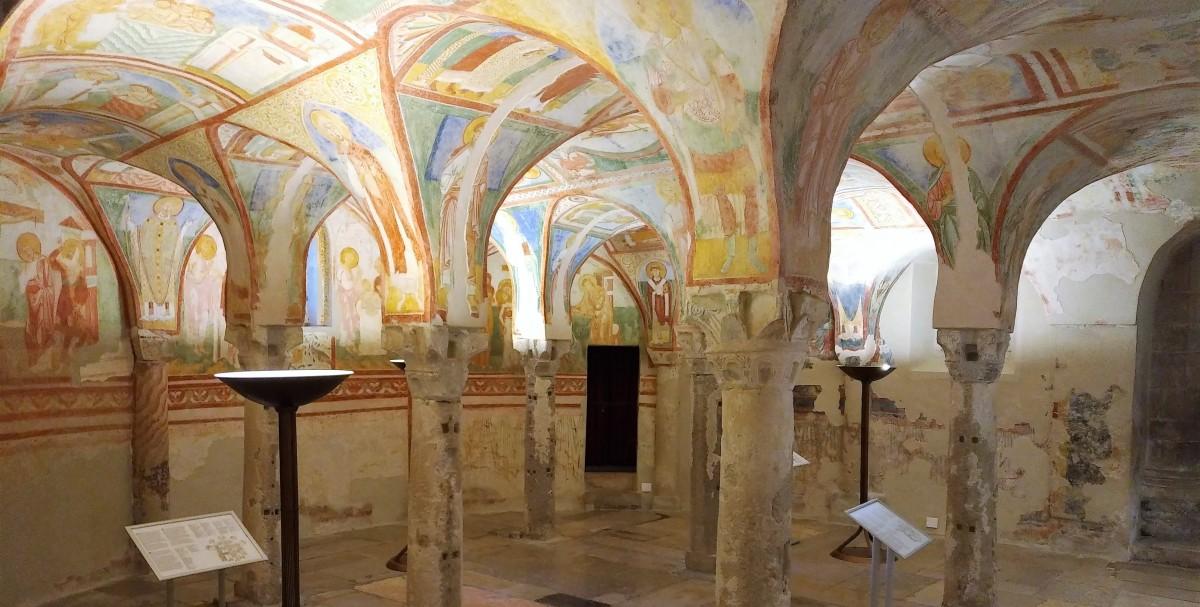 """Aquileia """"difficile"""", la cripta è un'oasi"""