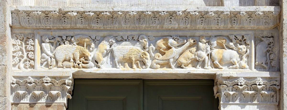 Biduino: il medioevo dentro una foglia
