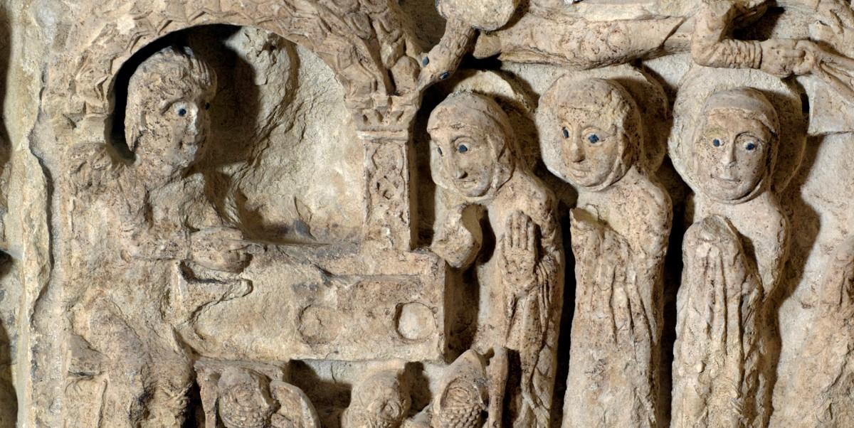 La Pasqua romanica e le sue tre icone