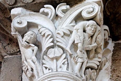 Giuda a Vézelay