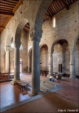 La navata (foto: Alessandro Ferrini)