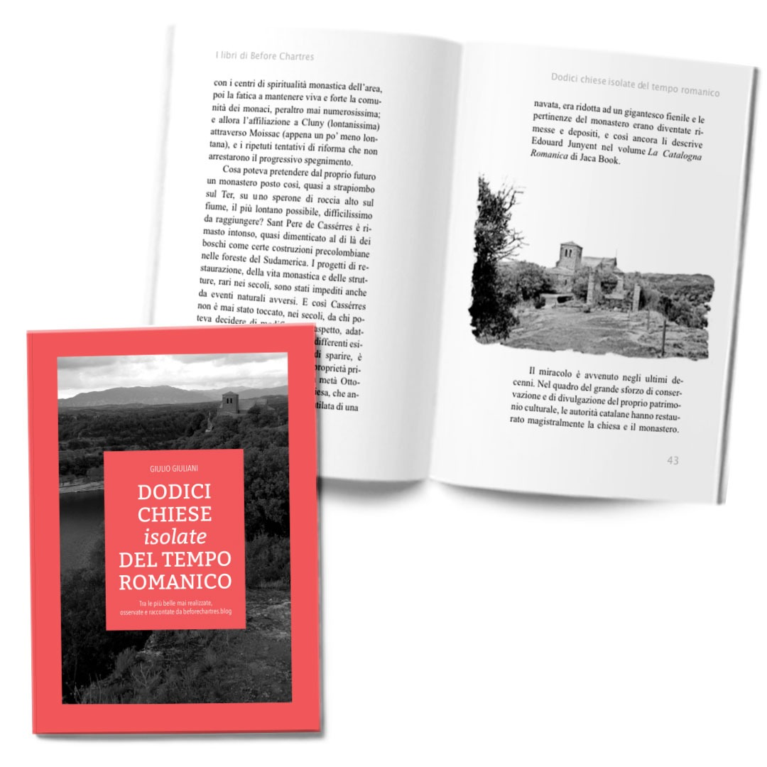 Una guida alle chiese romaniche più isolate e difficili da raggiungere, per gli appassionati del romanico delle altezze, dei boschi, dei luoghi impervi.